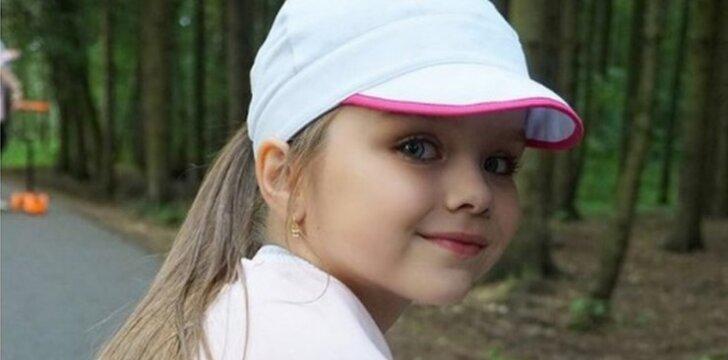 Štai ji - gražiausia pasaulio mergaite tituluojama Anna