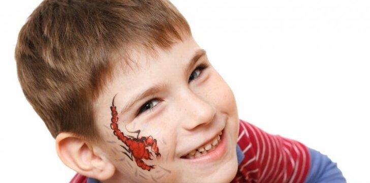 """Ką apie vaiką pasako jo Zodiako ženklas? <span style=""""color: #ff0000;"""">Skorpionas</span>"""