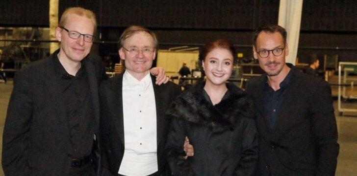 Lietuvių dirigento darbas Miunchene susilaukė puikių įvertinimų