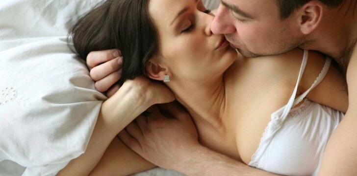 Ką atskleidžia JO mėgiama sekso poza?