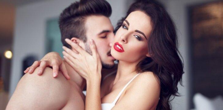 4 dalykai, apie kuriuos sekso metu neprasižiok