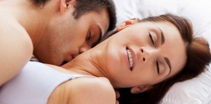 Kaip vaistažolės gali padėti, kad pora mėgautųsi seksu