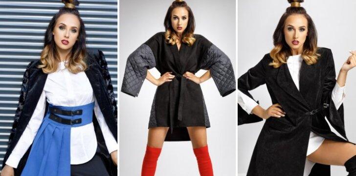 Dėl skandalingos suknelės išgarsėjusi stilistė pristato naują D. Vapsvės kolekciją