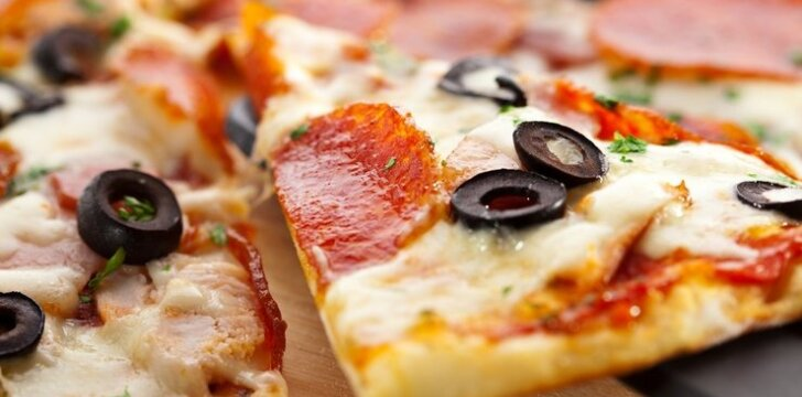 Greitai paruošiama pica