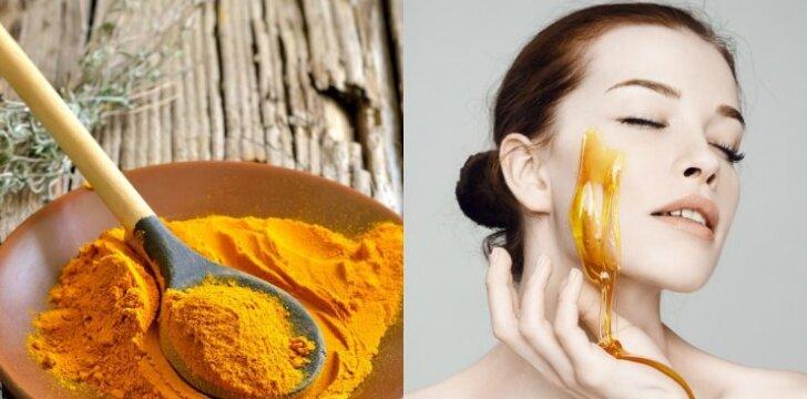 Azijos gražuolės šią veido kaukę vadina auksine, bet pasigaminti ją gali kiekviena