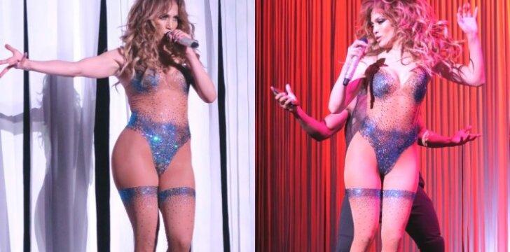 Sunku patikėti, kaip atrodo 47-ą gimtadienį atšventusi Jennifer Lopez