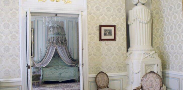 Rūmai Baltarusijoje pribloškia prabanga