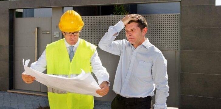 Kokiais kriterijais vadovautis renkantis statybininkus?