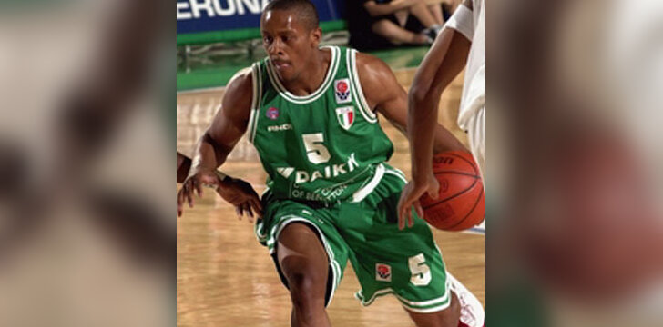 "Tyus Edney, Trevizo ""Benetton"""