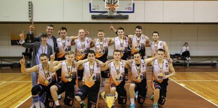 Vilniaus miesto mero Remigijaus Šimašiaus taurės krepšinio varžybos