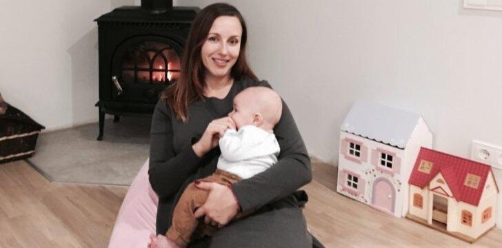 Dviejų vaikų mama: pirmas gimdymas – katastrofa, antras – kaip gimtadienis
