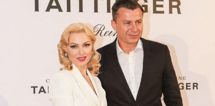 Natalija ir Sigitas Martinavičiai