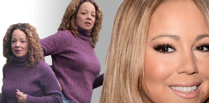 """Mariah Carey paslaptys: <span style=""""color: #c00000;"""">kodėl ji nepadeda <span style=""""color: #111111;"""">savo mirštančiai sesei</span></span>"""