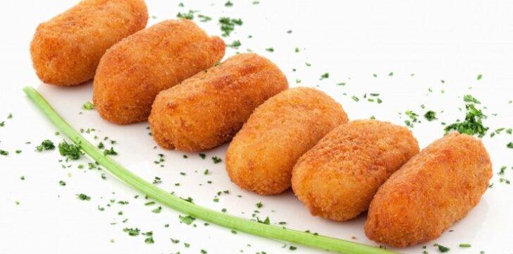 Traškūs bulvių kotletukai