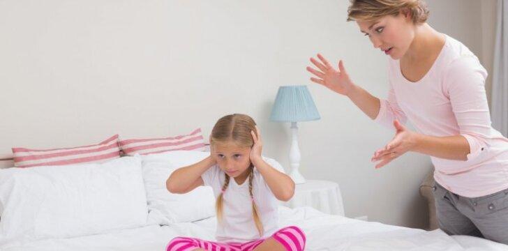 Mama: apima toks pyktis, atrodo, galėčiau net primušti