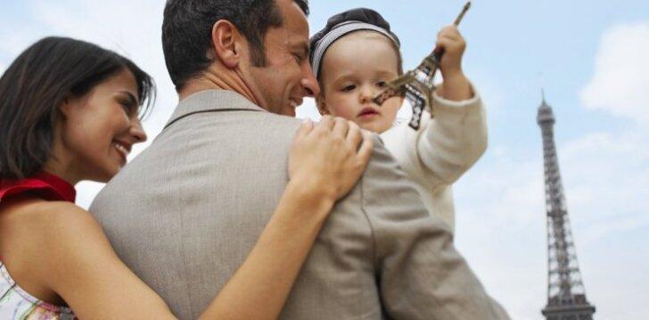 Kas yra tas prancūziškas auklėjimas, kuriuo žavisi viso pasaulio tėvai
