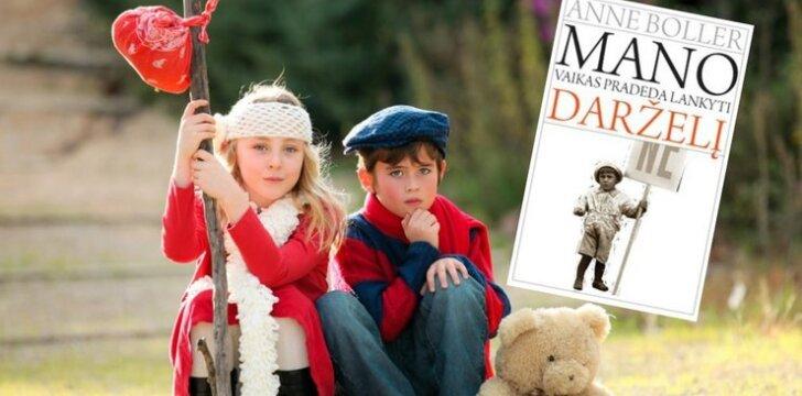 Konkursas darželinukų tėvams: laimėkite naudingą knygą!
