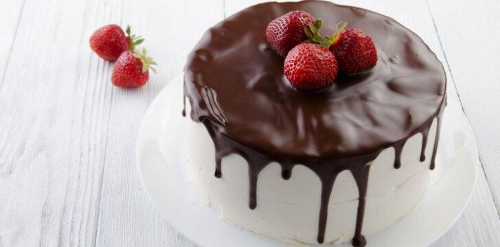 Paukščių pieno tortas