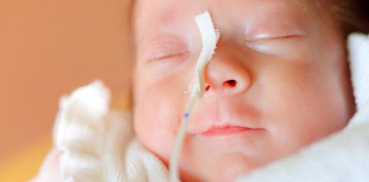 Anksčiau laiko gimus vaikui, pagalbos reikia ne tik jam, bet ir jo artimiesiems