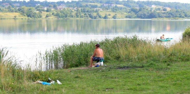 Žvejyba per Žolinę bus nemokama?