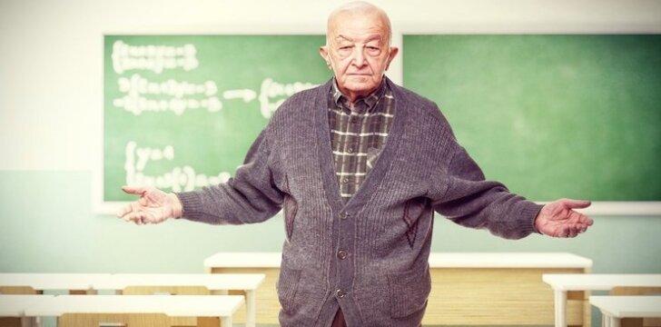 Kokių priekaištų mokytojams turi tėvai?