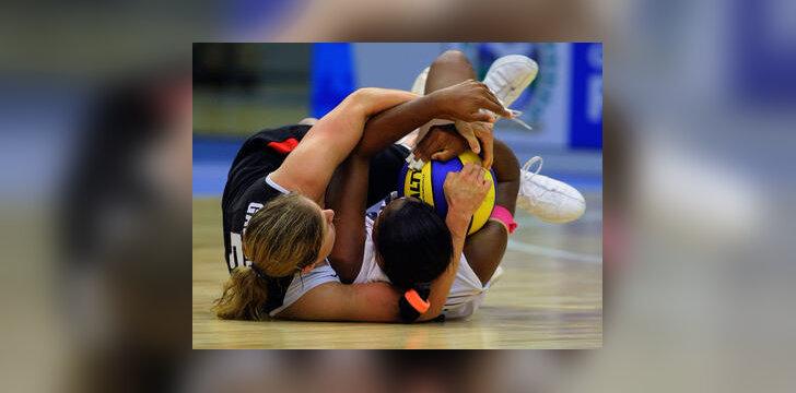 Merginų krepšinis