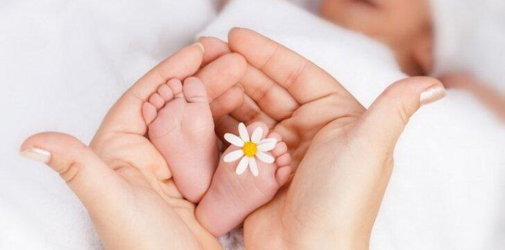 Paskutinis nėštumo trimestras: beveik pasiruošęs gimti!