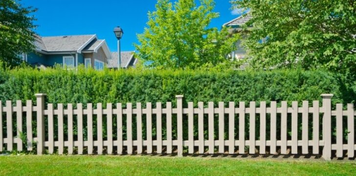 <strong>Skaitytojas klausia:</strong> kokiu atstumu nuo kaimyno sklypo turi būti sodinami medžiai ir gyvatvorės