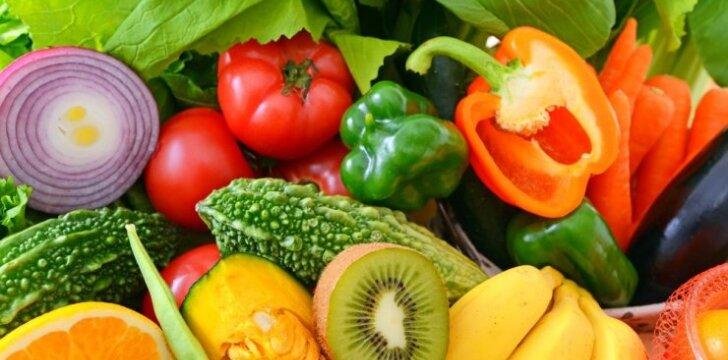 Ką būtina valgyti kasdien, norint išsaugoti jaunystę ir grožį