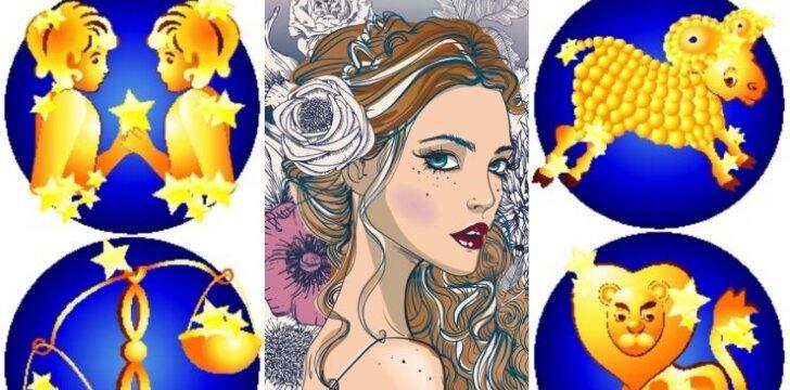Pačios protingiausios moterys pagal Zodiako ženklą