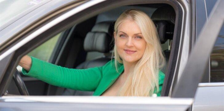 Rūta Ščiogolevaitė: kėdutė avarijos metu apsaugojo sūnų