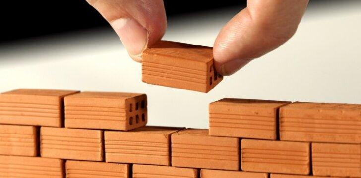 Statybinės medžiagos - rinktis ekologiškas ar įprastas?
