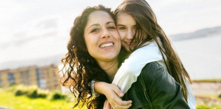 13 dalykų, kurių vaikai iš savo tėvų trokšta visa širdimi