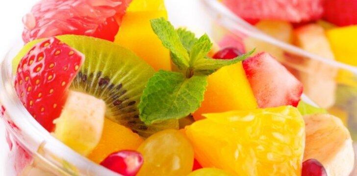 Vaisius - riebalų degintojas