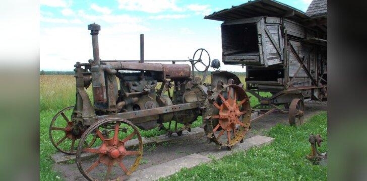 Kleboniškių kaimo buities ekspozicija