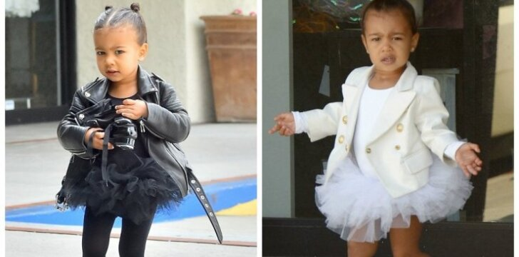 "Kim Kardashian pasidalino žavia dukrytės akimirka <sup style=""color: #ff0000;"">(FOTO)</sup>"