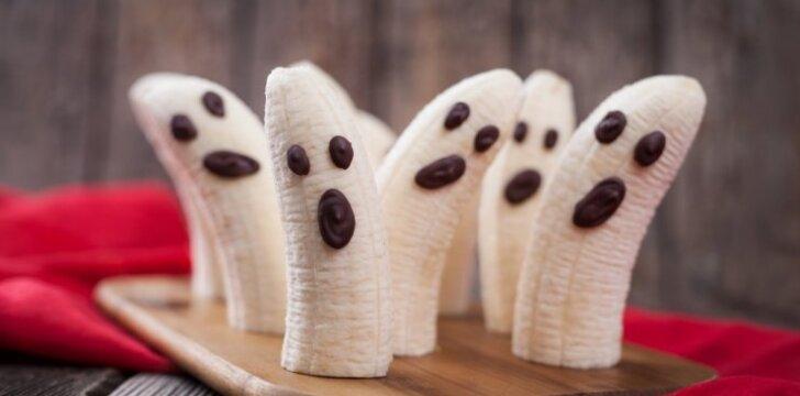 """Bananų """"vaiduokliai"""""""