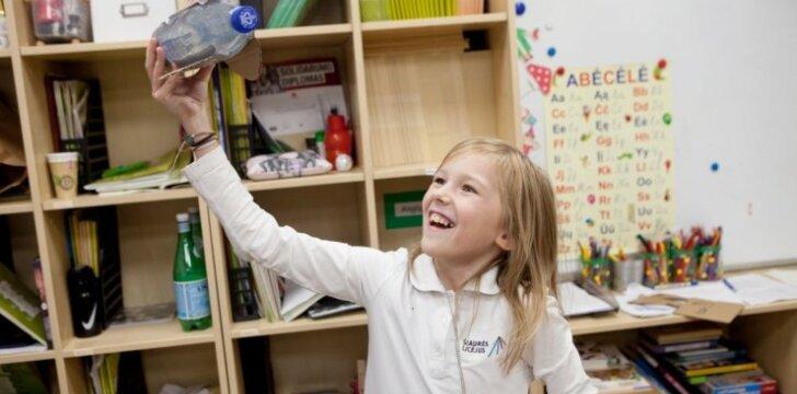 10 svarbiausių psichologės patarimų būsimų pirmokų tėvams