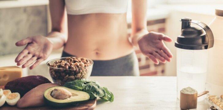 Dietologai rekomenduoja, ką vertėtų valgyti po 30-ies