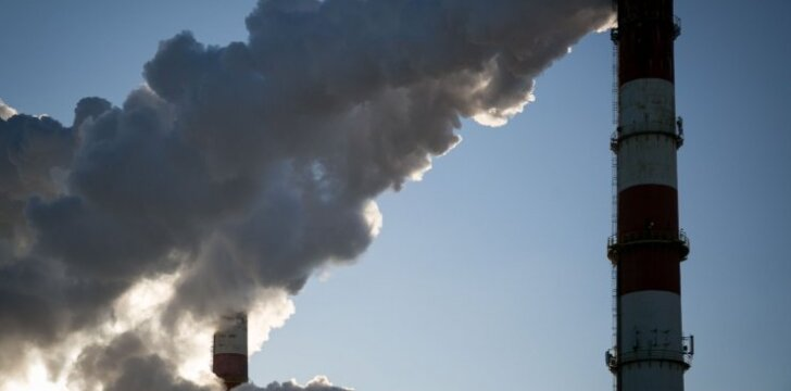 Nieko džiuginančio: kokiu oru žiemą kvėpuojame?