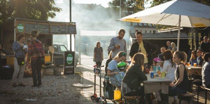 """""""Open Kitchen Vilnius"""" sezoną pasitinka kumbijos ritmu"""