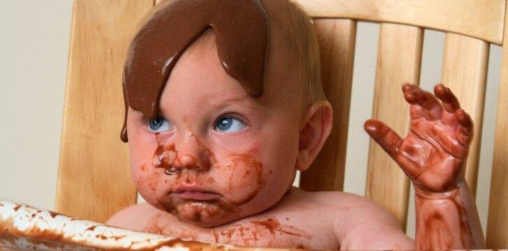 11 nuotraukų, kurias pamatę kažin ar norėsite turėti vaikų