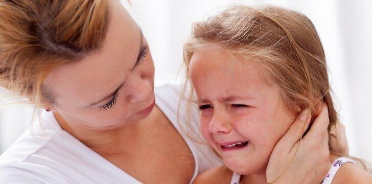 Pagrindinės klaidos, kurias tėvai daro auklėdami vaikus