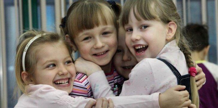 Vaikų psichologė - apie darželius: ar jie tikrai naudingi vaikui