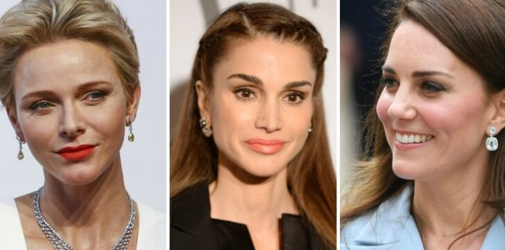 Karališkųjų damų grožis: kokios <span>plastinės operacijos</span> buvo nutylėtos