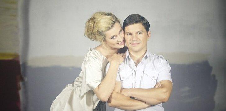 Renata Voitechovskaja ir Deivis Norvilas