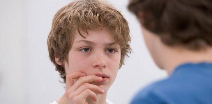 Paauglys namuose: kaip rasti bendrą kalbą