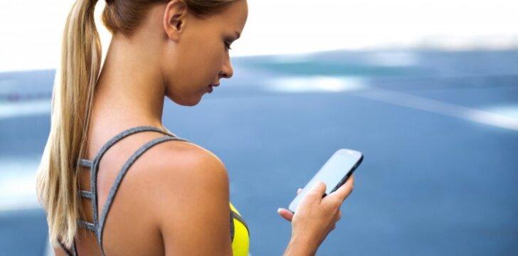 5 sportui skirtos NEMOKAMOS išmaniosios mobiliosios programėlės