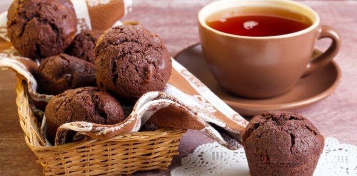 Penkios klaidos, kurių reikia vengti kepant keksiukus