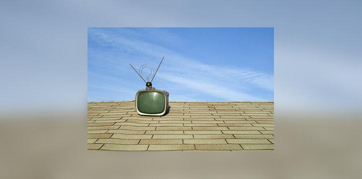 Televizija, televizorius, tv, eteris